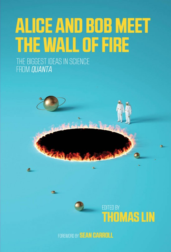 Alice and Bob Meet the Wall of Fire